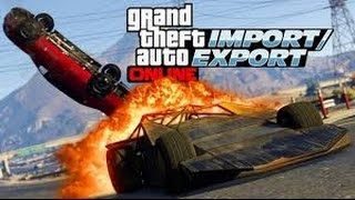 New missions, no room on the road, flying cars-Grand Theft Auto V-Import an Export DLC