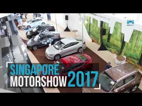 Singapore Motorshow 2017