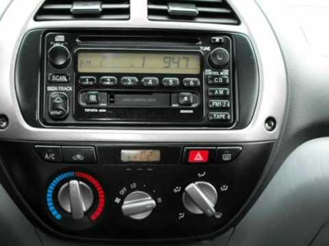 2001 Toyota Rav4 4dr Automatic Lombard Illinois Youtube