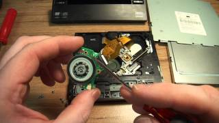 DIY How to get Honda Odyssey DVD player repaired and save money. Model No. 3911A-SHJ-A800