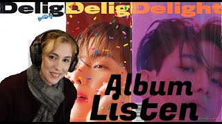 Baixar BAEKHYUN (백현)The 2nd Mini Album 'Delight'| Full Album Listen/Review