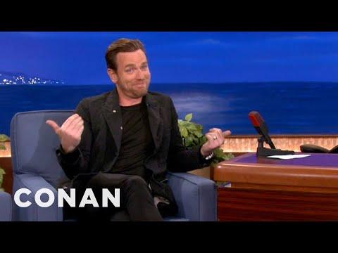Ewan McGregor: Louis C.K. Can Put His Money Where His Mouth Is  CONAN on TBS