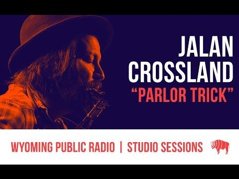 Studio Sessions: Jalan Crossland - Parlor Trick