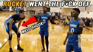 Rocket Watts Drops 64 POINTS & LaMelo Ball Catches TRIPLE DOUBLE! Rocket WENT NUTS 😱