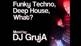 DJ GrujA - Funky Techno, Deep House, What ? 2013 mix