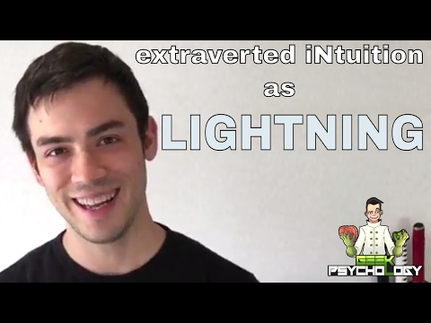 extraverted iNtuition as Lightning