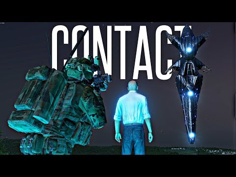FIRST CONTACT WITH