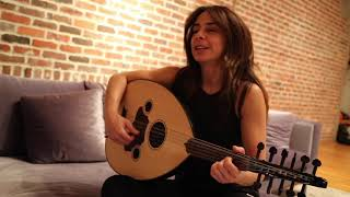 ملطشة القلوب  cover by Ruba Hatem