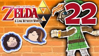 Zelda A Link Between Worlds: Hard and in Charge - PART 22 - Game Grumps