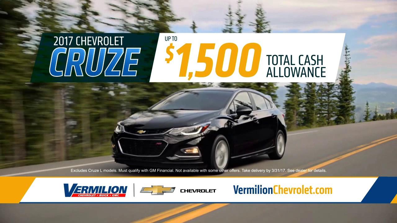 Vermilion Chevrolet >> It S The Vermilion Chevrolet Clean Out Save Today Youtube