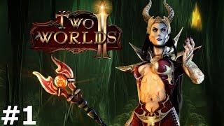 Two Worlds 2 — Trochu taki Gotuk - Na żywo