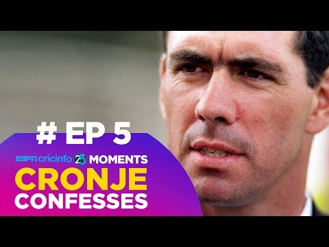 How Cronje's Confession Changed Cricket Forever (5/25)