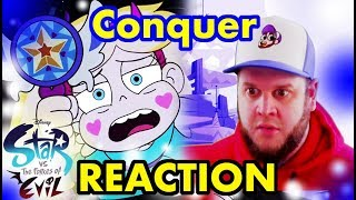 Star vs The forces of Evil Reaction - S3E21  - Conquer