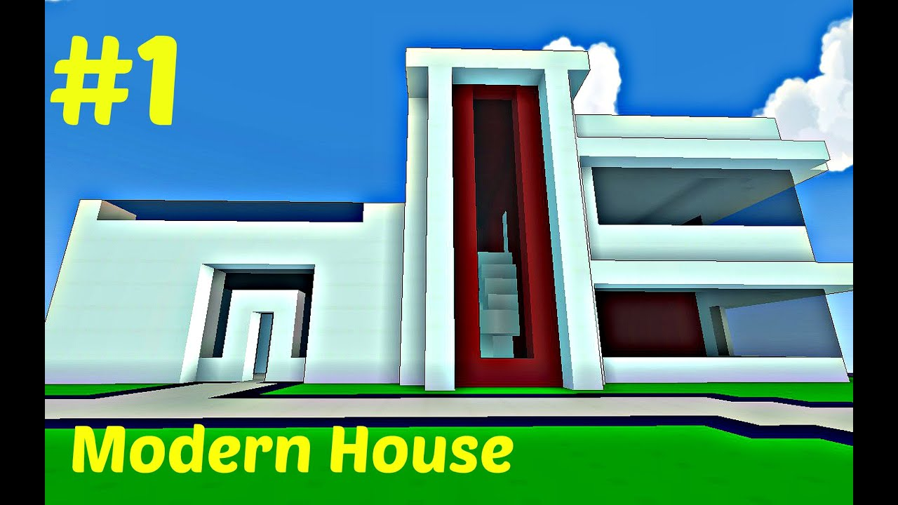 Trove time lapse modern house part 1 youtube for Keralis modern house 9 part 1