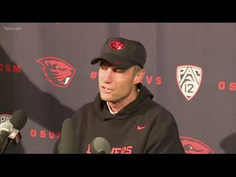 Mike Riley returns to OSU as a mike riley