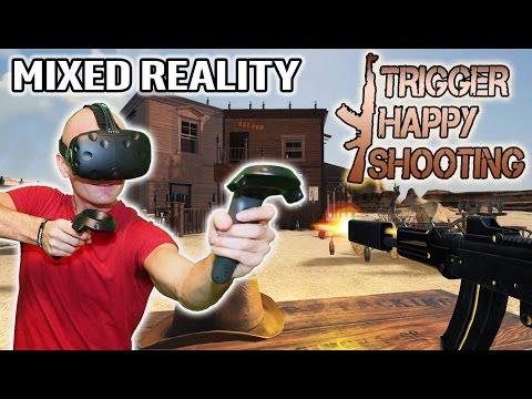 Trigger Happy Shooting