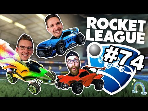 Singing Confidently | Rocket League #74 thumbnail