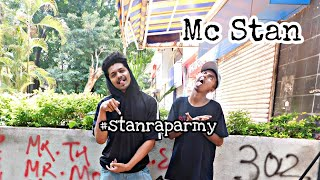Exclusive interview with Mc Stan | Raw Hip Hop  | #Exploretalent