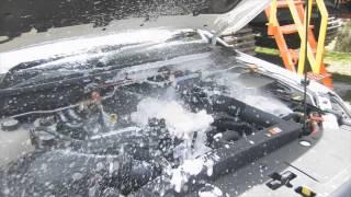 Sandvik fluorine-free fire suppression system