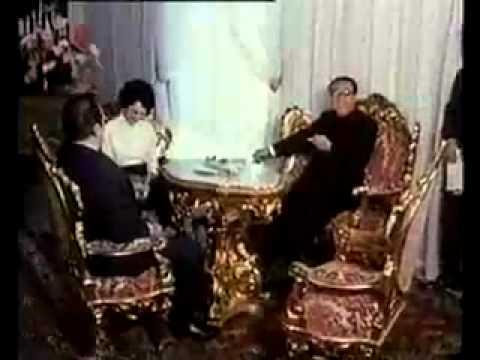 Josip Tito i Kim Il Sung (1975)