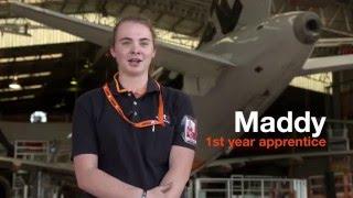 Women engineers get flying start at Jetstar