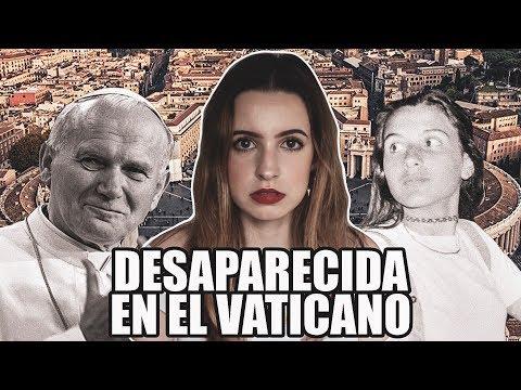 Desaparición en el Vaticano: Emanuela Orlandi   Martes de Misterio