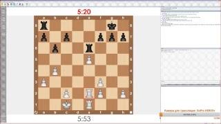 Школа шахмат. Групповой урок для 4-3 разряда