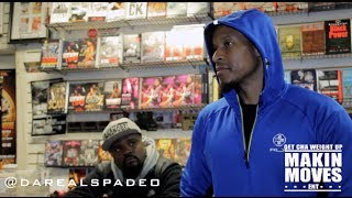 Spade O Talks About Everything (Get Cha Weight Up Dvd)