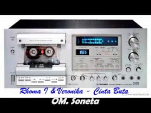 [ OM. SONETA ] Rhoma Irama & Veronica  - Cinta Buta