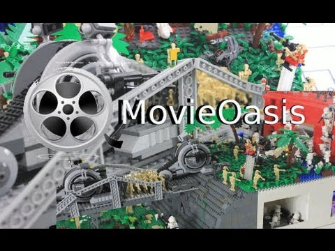 Lego star wars clone base on felucia droid invasion on secret clone base hd youtube - Lego star wars base droide ...