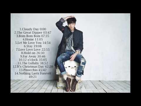 Best of Roy Kim compilation