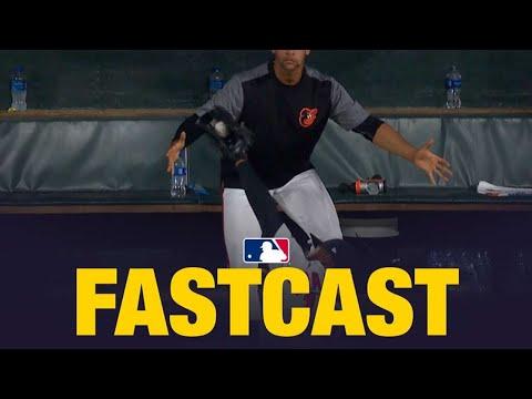 MLB.com FastCast: JBJ's insane HR robbery - 5/8/19