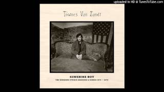 Watch Townes Van Zandt No Deal video