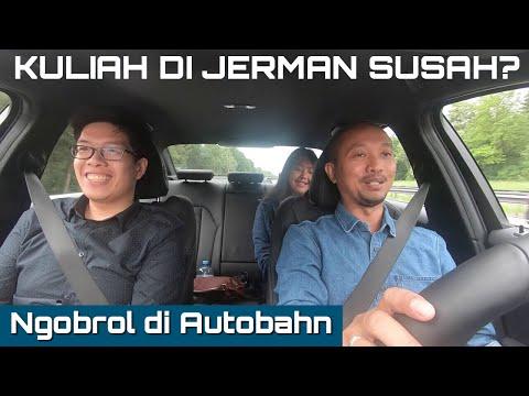 INTEROGASI MAHASISWA INDONESIA DI JERMAN | VLOG #103