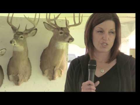 Southeast Michigan QDMA Habitat Day 2015:  Scott Bishop Farm Part 1