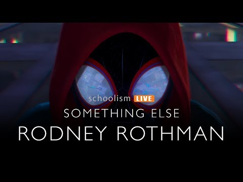 Interview: Into the Spider-Verse co-director/writer Rodney Rothman ...
