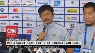 Indra Sjafri Soroti Faktor Cederanya Evan Dimas