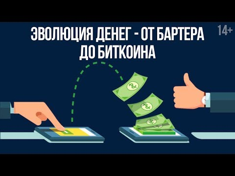 Что такое деньги? Их виды и функции // Как происходит эволюция денег? Светлана Толкачева 14+