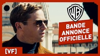 Agents Très Spéciaux - Code U.N.C.L.E - Bande Annonce Officielle 4 (VF) - Henry Cavill