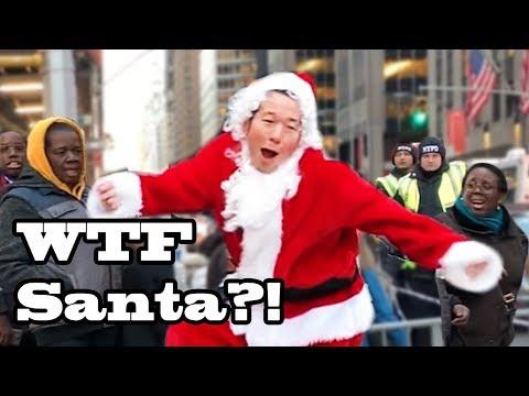santa-claus-had-too-much-egg-nog!!---santa-dance-in-public!!