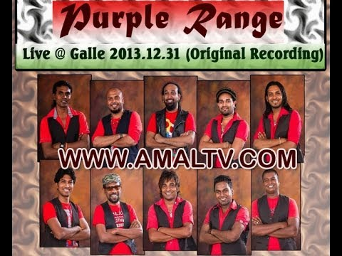 Purple Range - 31St Night Show Galle - Full Show - Mp3