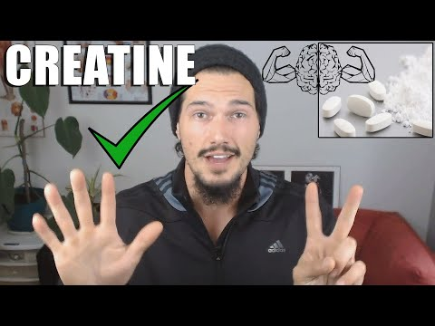 7 Creatine Benefits for Your �� Body and Brain vs. Myths & Rumors