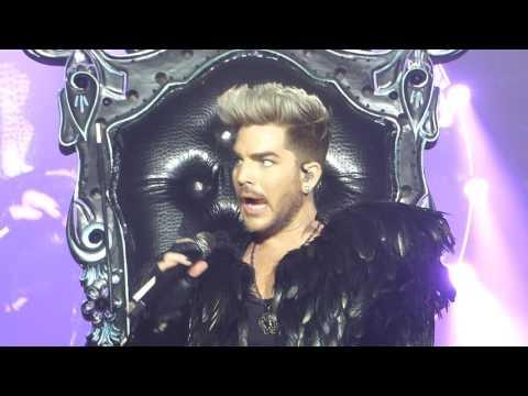 Queen + Adam Lambert - Killer Queen - Brussels