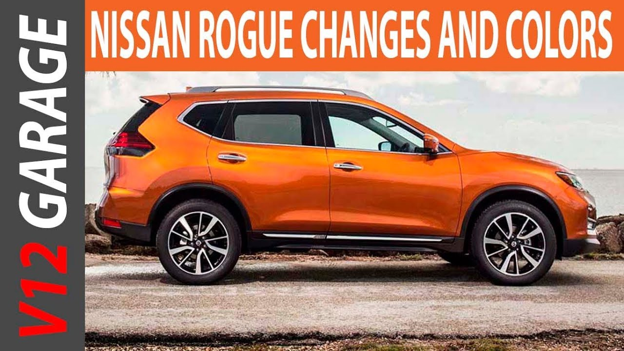 2018 Nissan Rogue Sport Colors Interior And Changes