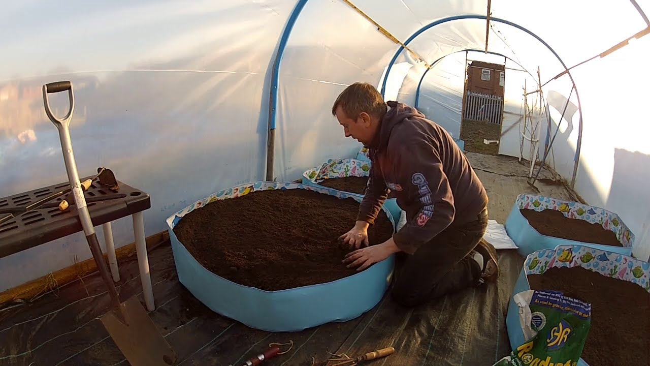 how to make a paddling pool
