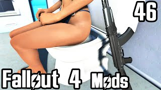 Fallout 4 Mod Review 46 - TOILET, WEED AND GUNS - Boobpocalypse