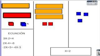 Clase 1 Ecuaciones de primer grado con una incógnita