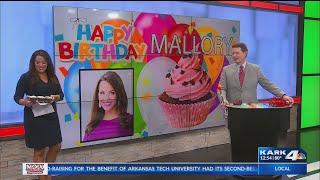 Happy Birthday Mallory!