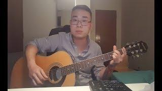 [Guitar cover] Abrazame - Viens M'Embrasser - Lại gần hôn anh