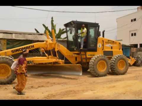 Réalisations du Maire de Douala 5 en 2016